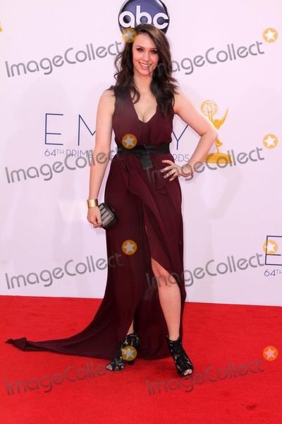 Alixandra von Renner Photo - Alixandra von Rennerat the 2012 Primetime Emmy Awards Arrivals Nokia Theater Los Angeles CA 09-23-12