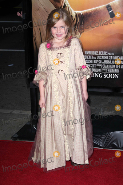 Anne Thompson Photo - Taylor Ann Thompsonat the Los Angeles Premiere of The Bucket List Cinerama Dome Los Angeles CA 12-16-07