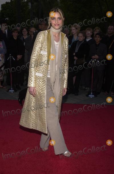 Amanda Peet Photo - Amanda Peet at the premiere of Paramounts Changing Lanes at Paramount Studios 04-07-02