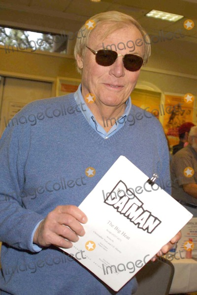 Adam West Photo - Adam West at the Hollywood Collectors  Celebrities Show in Beverly Garlands Holiday Inn North Hollywood CA 01-17-04