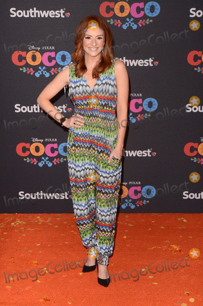 Anneliese van der Pol Photo - Anneliese van der Polat the Coco US Premiere El Capitan Hollywood CA 11-08-17