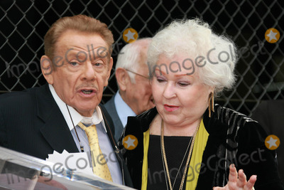 Anne Meara Photo - Jerry Stiller and Estelle Harrisat the ceremony honoring Jerry Stiller and Anne Meara with a star on the Hollywood Walk of Fame Hollywood Boulevard Hollywood CA 02-09-07