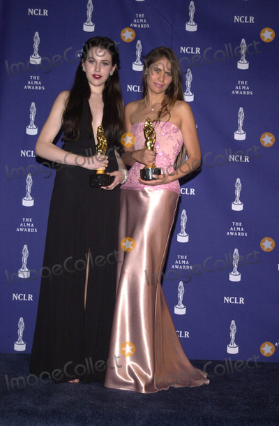 Marisol Padilla Photo - Majandra Delfino and Marisol Padilla Sanchez at the 2001 ALMA Awards Pasadena Civic Auditorium 04-22-01