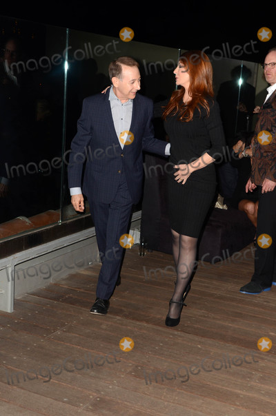 Paul Reubens- Photo - Paul Reubens Cassandra Petersonat the Elvira Mistress Of The Dark Coffin Table Book Launch Roosevelt Hotel Hollywood CA 10-18-16