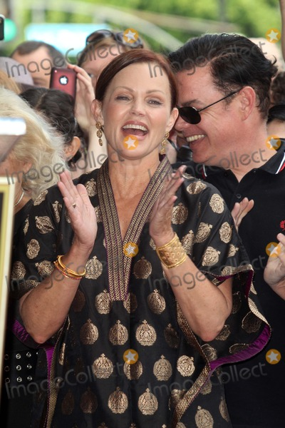 Belinda Carlisle Photo - Belinda Carlisleat the Go-Gos induction into the Hollywood Walk of Fame Hollywood CA 08-11-11