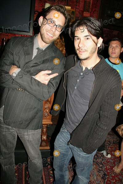James Duval Photo - James Avallone and James Duvalat the Playback Wrap Party House of Blues West Hollywood CA 04-04-10