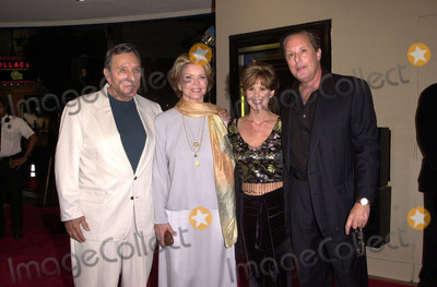 Linda Blair Photo -  William Peter Blatty Ellen Burstyn Linda Blair William Friedkin at the premiere for the special edition of The Exorcist in Westwood 09-21-00
