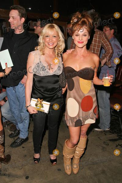 Courtney Peldon Photo - Courtney Peldon and Dana Daureyat Jennifer Blancs Birthday Party Amagi Night Club Hollywood CA 04-21-09