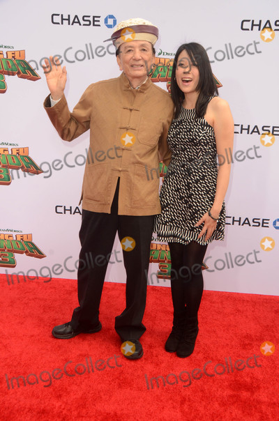 April Hong Photo - James Hong April Hongat the Kung Fu Panda 3 Premiere Chinese Theater Hollywood CA 01-16-16
