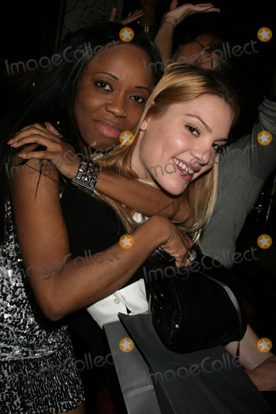 Ashley Madison Photo - Ashley Madison and Charmaine Blakeat Charmaine Blakes Birthday Party Cafe Roma Beverly Hills CA 01-13-10