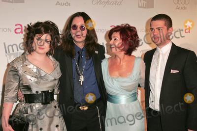 Jack  Osbourne Photo - Kelly Osbourne Ozzy Osbourne Sharon Osbourne and Jack Osbourne