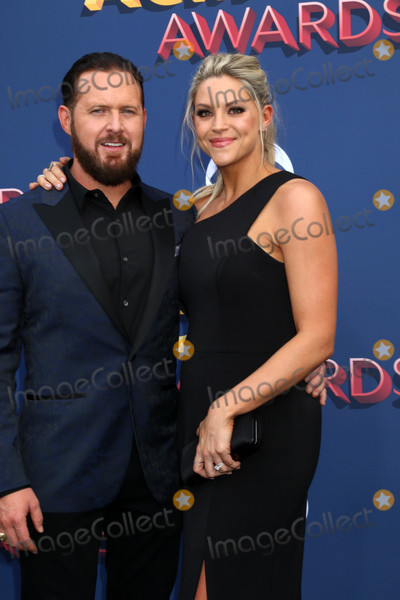 AJ Buckley Photo - AJ Buckley wifeat the Academy of Country Music Awards 2018 MGM Grand Garden Arena Las Vegas NV 04-15-18