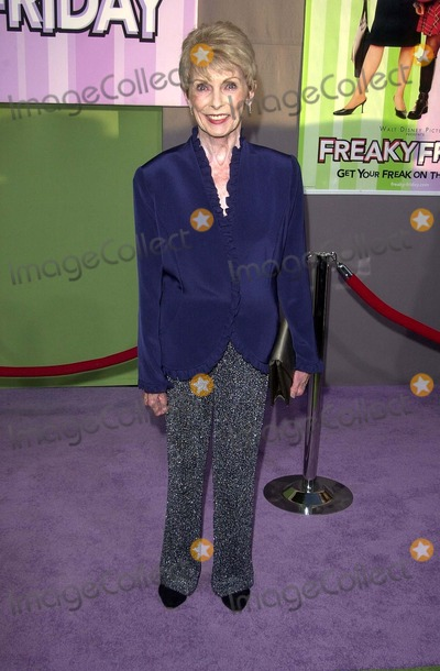 Janet Leigh Photo - Janet Leigh at the premiere of Disneys Freaky Friday at the El Capitan Theater Hollywood CA 08-04-03