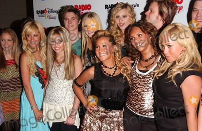 Aly Michalka Photo - Emily Osment Ashley Tisdale Jesse McCartney Miley Cyrus Aly Michalka AJ Michalka and The Cheetah Girlsat the Radio Disney Totally 10 Birthday Concert Anaheim Pond Anaheim CA 07-22-06