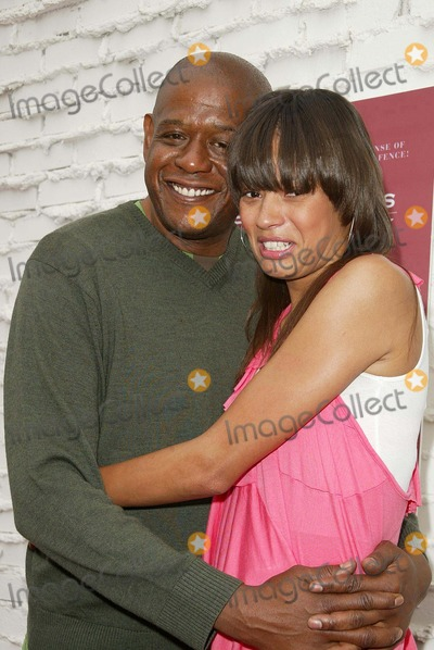 Hot Moms Club Photo - Forest Whitaker and Keisha Whitakerthe Hot Moms Club Book Launch Party Nanas Garden Los Angeles CA 04-29-06