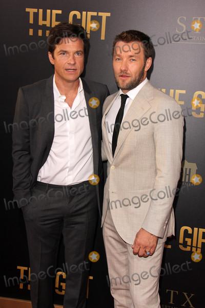 Joel Edgerton Photo - Jason Bateman Joel Edgertonat The Gift World Premiere Regal Cinemas Los Angeles CA 07-30-15