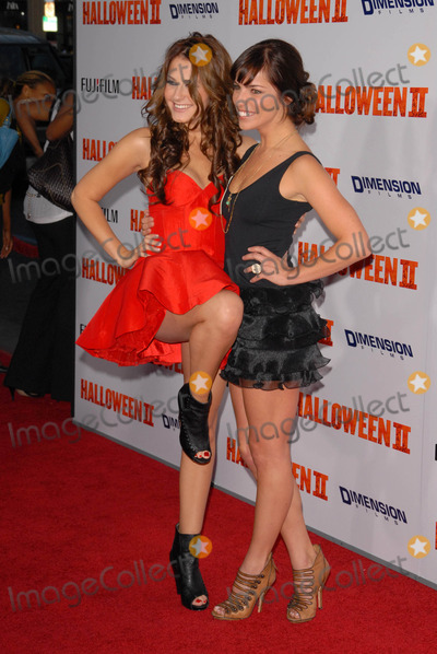 Angela Trimbur Photo - Scout Taylor-Compton and Angela Trimburat the Los Angeles Premiere of Halloween II Graumans Chinese Theatre Hollywood CA 08-24-09