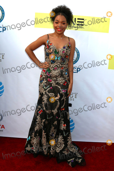 Ashley Jackson Photo - Ashley Jacksonat the 48th NAACP Image Awards Arrivals Pasadena Conference Center Pasadena CA 02-11-17