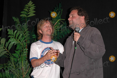 Artie Lang Photo - David Spade and Artie Lange at the FM Talk Brew Ha Ha comedy show sponsored by