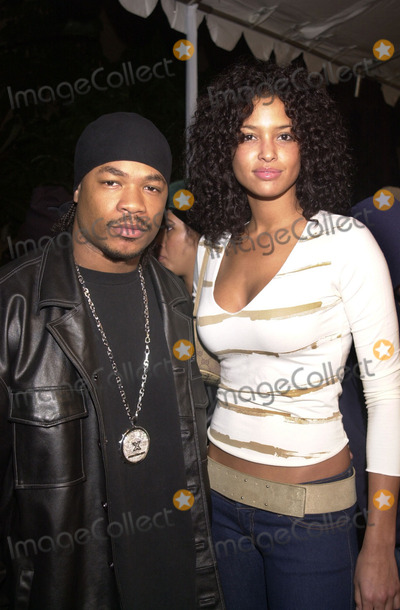 Xibit Photo - Xibit and Eisha at the premiere of Lions Gates The Wash at the Egyptian Theater Hollywood 11-12-01