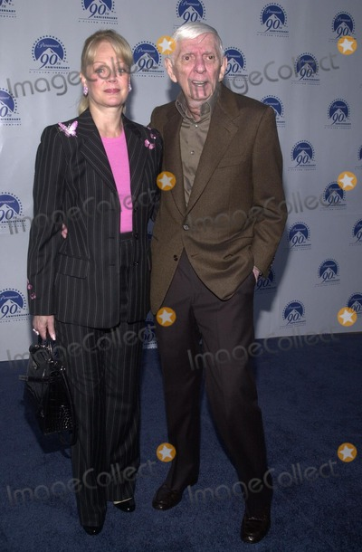 Aaron Spelling Photo - Candy and Aaron Spelling at the Paramount Pictures Celebrates 90th Anniversary with 90 stars for 90 years Los Angeles CA 07-14-02