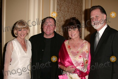 Nancy Taylor Photo - Helen Mirren John Lasseter with wife Nancy and Taylor Hackfordat the 48th San Francisco International Film Festival Awards Ritz Carleton Hotel San Francisco CA 04-28-05