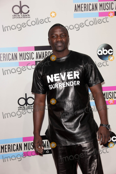 Akon Photo - Akonat The 2013 American Music Awards - Arrivals  Nokia Theater Los Angeles CA 11-24-13