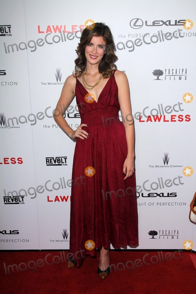 Anna Wood Photo - Anna Woodat the Lawless Los Angeles Premiere Arclight Hollywood CA 08-22-12