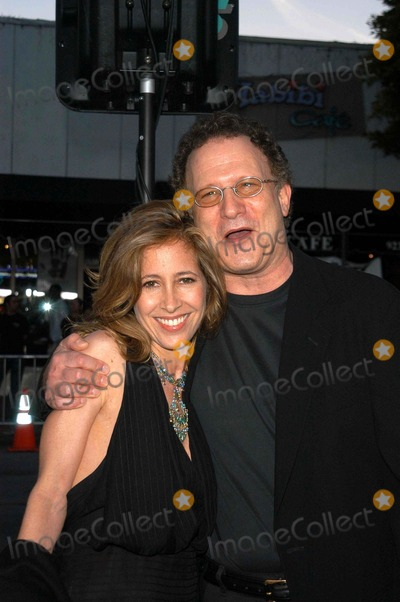 Albert Brooks Photo - Albert Brooks and wife Kim at the premiere of MGMs It Runs In The Family at Manns Bruin Theater Westwood CA 04-07-03