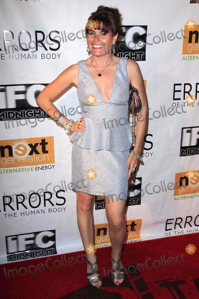 Ali Levine Photo - Ali Levineat the Errors Of The Human Body Special Screening Arena Cinema Hollywood CA 04-19-13
