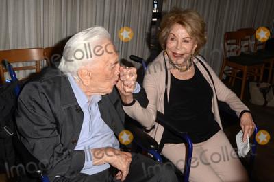 Anne Douglas Photo - Kirk Douglas Anne Douglasat the 25th Anniversary of the Anne Douglas Center at the LA Mission Los Angeles CA 05-04-17