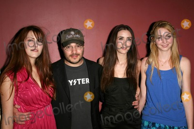 Adam Rifkin Photo - Yvonne Zima and Adam Rifkin with Madeline Zima and Vanessa Zima at the Preview Screening of National Lampoons Homo Erectus Egyptian Theatre Hollywood CA 07-09-08