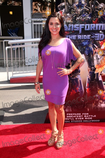 Leti Coo Photo - Leti Cooat the World Premiere Of Universal Studios Hollywoods Transformers The Ride-3D Universal Studios Hollywood Universal City CA 05-24-12