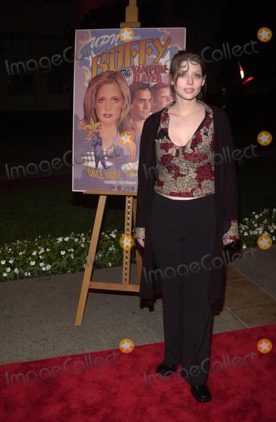 Amber Benson Photo - Amber Benson at the screening of Buffy The Musical at Paramount Studios Hollywood 11-02-01