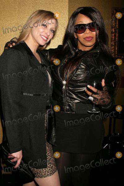 Amanda Rushing Photo - Amanda Rushing and New York  at the FG Magazine Release Party 24k Lounge West Hollywood CA 12-19-08