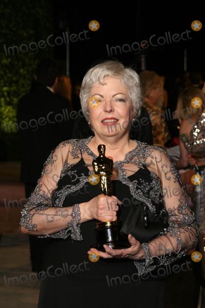 Thelma Schoonmaker Photo - Thelma Schoonmakerat the 2007 Vanity Fair Oscar Party Mortons West Hollywood CA 02-25-07