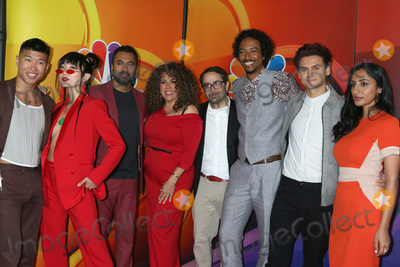 Diana-Maria Riva Photo - LOS ANGELES - AUG 8  Joel Kim Booster Poppy Liu Kal Penn Diana-Maria Riva Matt Murray Samba Schutte Moses Storm Kiran Deol at the NBC TCA Summer 2019 Press Tour at the Beverly Hilton Hotel on August 8 2019 in Beverly Hills CA
