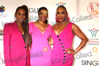 Areva Martin Photo - LOS ANGELES - MAY 19  Holly Robinson Peete Areva Martin  VIvica A Fox at the 11th Annual A Pink Pump Affair at the Beverly Hilton Hotel on May 19 2019 in Beverly Hills CA
