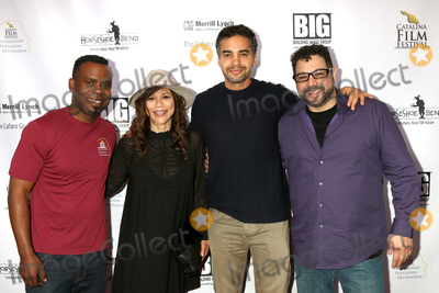 Rosie Perez Photo - LOS ANGELES - SEP 26  Delious Tim Kennedy Rosie Perez Ramon Rodriguez Ron Truppa at the Catalina Film Festival - Opening Night at the Art Theater on September 26 2018 in Long Beach CA