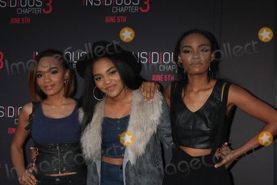 McClain Sisters Photo - LOS ANGELES - JUN 4  China Anne McClain McClain Sisters at the Insidious Chapter 3 Premiere at the TCL Chinese Theater on June 4 2015 in Los Angeles CA