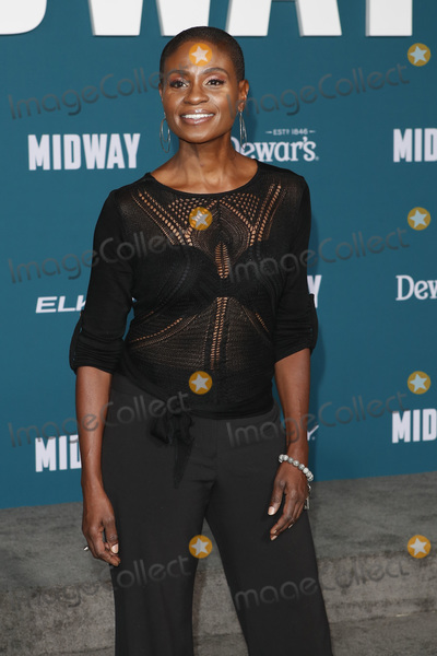 Adina Porter Photo - LOS ANGELES - NOV 5  Adina Porter at the Midway Premiere at the Village Theater on November 5 2019 in Westwood CA