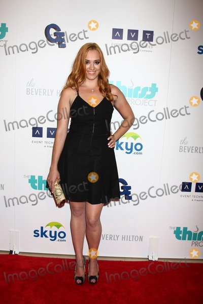 Andrea Bowen Photo - LOS ANGELES - JUN 25  Andrea Bowen arrives at the 4th Annual Thirst Gala at the Beverly Hilton Hotel on June 25 2013 in Beverly Hills CA