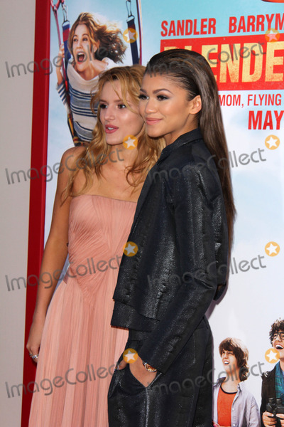 Bella Thorne Photo - LOS ANGELES - MAY 21  Zendaya Coleman Bella Thorne at the Blended Premiere at TCL Chinese Theater on May 21 2014 in Los Angeles CA