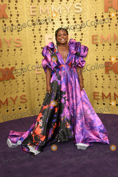 Ethan Herisse Photo - LOS ANGELES - SEP 22  Ethan Herisse Caleel Harris at the Primetime Emmy Awards - Arrivals at the Microsoft Theater on September 22 2019 in Los Angeles CA