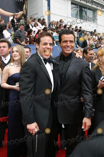 Christian LeBlanc Photo - Christian LeBlanc  Antonio Sabato Jr33rd Daytime Emmy AwardsKodak TheaterHollywood  HighlandLos Angeles CAApril 28 2006