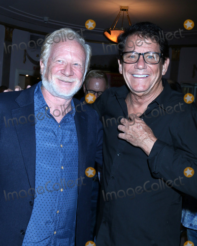 Anson Williams Photo - LOS ANGELES - AUG 21  Don Most Anson WIlliams at the Barbara Eden Tribute Exhibition Opening Night at the Hollywood Museum on August 21 2019 in Los Angeles CA