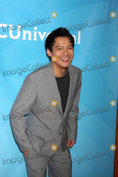 Archie Kao Photo - LOS ANGELES - JAN 19  Archie Kao at the NBC TCA 2014 Winter Press Tour at The Langham Huntington Hotel on January 19 2014 in Pasadena CA