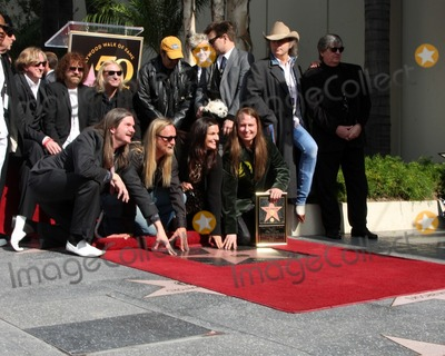 Barbara Orbison Photo - Barbara Orbison family and friends of Roy OrbisonHollywood Walk of Fame Star Ceremony for Roy Orbison Capitol Records buildingLos Angeles CAJanuary 29 2010