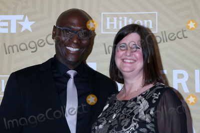 Lance Reddick Photo - LOS ANGELES - FEB 23  Lance Reddick Stephanie Day at the American Black Film Festival Honors Awards at the Beverly Hilton Hotel on February 23 2020 in Beverly Hills CA