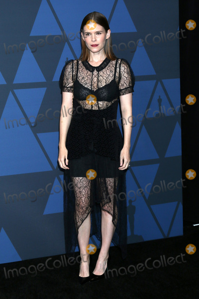 Kate Mara Photo - LOS ANGELES - OCT 27  Kate Mara at the 11th Annual Governors Awards at the Dolby Theater on October 27 2019 in Los Angeles CA